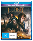 The Hobbit: The Battle of the Five Armies on Blu-ray, UV