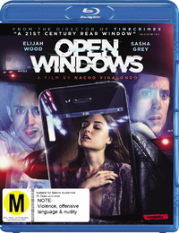 Open Windows on Blu-ray