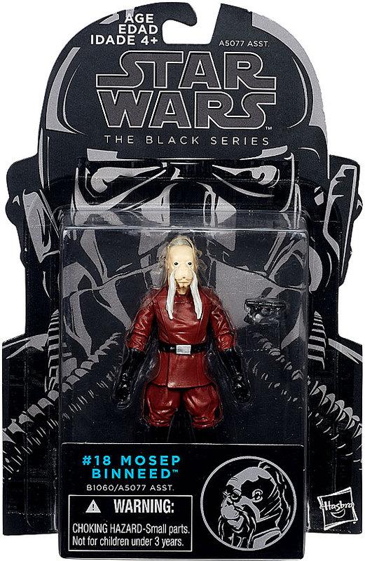 """Star Wars The Black Series: Mosep Binneed 3.75"""" Action Figure"""