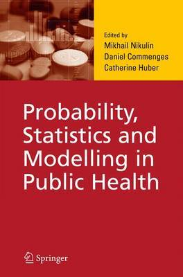 Probability, Statistics and Modelling in Public Health image