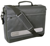 Targus Pulse Messenger Charcoal Up To 15.4""