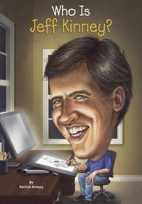 Who Is Jeff Kinney? by Patrick Kinney image