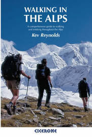 Walking in the Alps by Kev Reynolds image