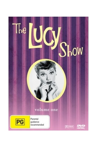 Lucy Show Collection Vol 1 on DVD image