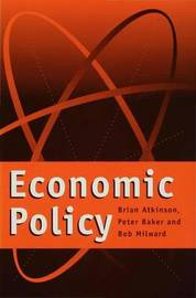 Economic Policy by Brian Atkinson image