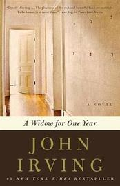 A Widow for One Year by John Irving image