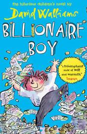 Billionaire Boy by David Walliams image