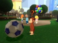 Curious George for PlayStation 2 image