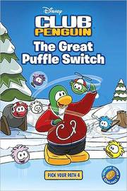 Club Penguin: The Great Puffle Switch (Pick Your Path) by Tracey West image