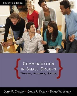 Communication in Small Groups by John Cragan image