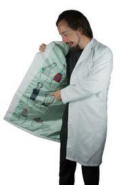 Rick and Morty - Rick Lab Coat Replica image