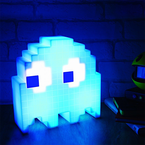 PAC MAN Colour-Changing Ghost Light