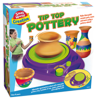 Small World: Tip Top Pottery - Art Kit
