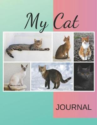 My Cat Journal by Windsor Pages Press