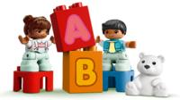 LEGO DUPLO: Alphabet Truck - (10915)