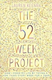 The 52 Week Project by Lauren Keenan