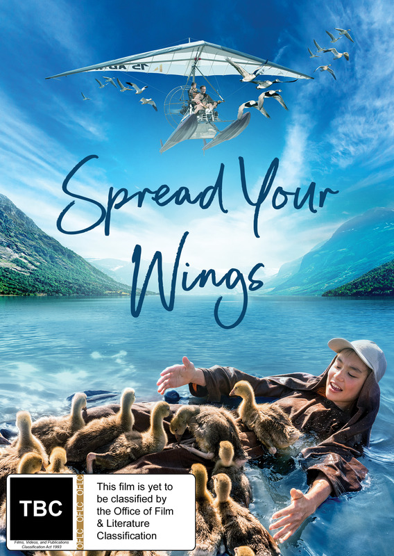 Spread Your Wings on DVD