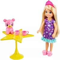 Barbie: Dreamtopia Chelsea - Princess Doll & Fairytale Sleepover Playset