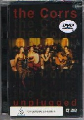Corrs, The - Unplugged on DVD