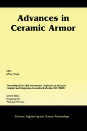 Advances in Ceramic Armor image