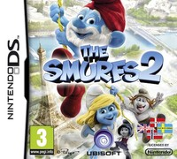 The Smurfs 2 for DS