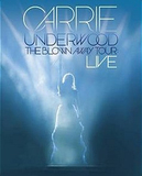 Carrie Underwood The Blown Away Tour: Live on DVD