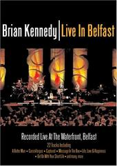 Brian Kennedy: Live in Belfast on DVD