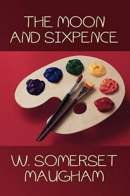 Moon and Sixpence by W. Somerset Maugham, Fiction, Classics by W.Somerset Maugham image