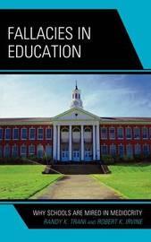Fallacies in Education by Randy K. Trani image