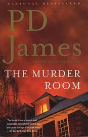 Murder Room by P.D. James
