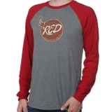 Team Fortress 2 RED Team Raglan Top (Large)