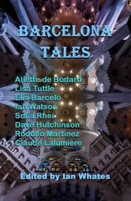 Barcelona Tales by Aliette de Bodard image