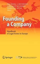 Founding a Company image