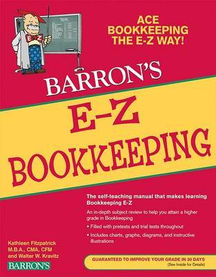 E-Z Bookkeeping by Kathleen Fitzpatrick image