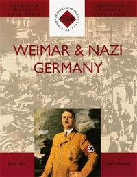 Weimar and Nazi Germany by Chris Hinton image