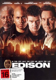 Edison on DVD image
