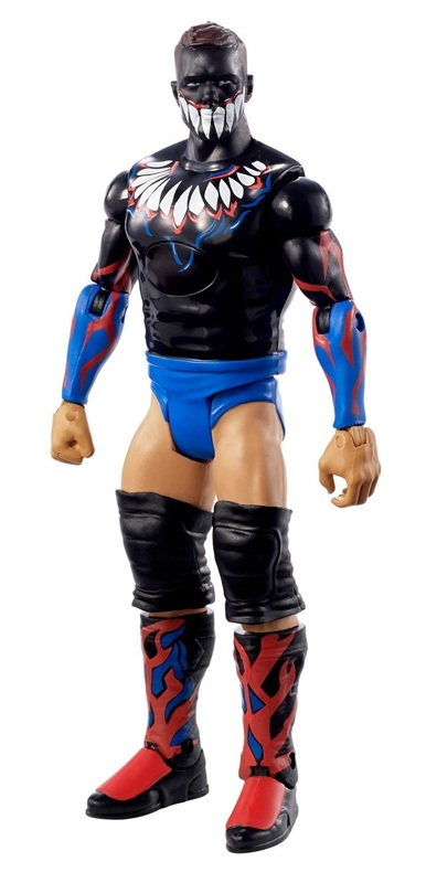 Wwe Finn Balor Action Figure Toy At Mighty Ape Nz