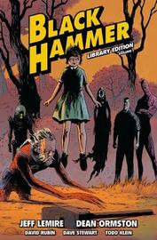 Black Hammer Library Edition Volume 1 by Jeff Lemire image