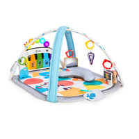 Baby Einstein: 4-in-1 Kickin' Tunes Music and Language Discovery Activity Play Gym