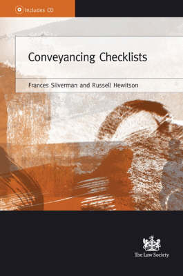Conveyancing Checklists by Frances Silverman image