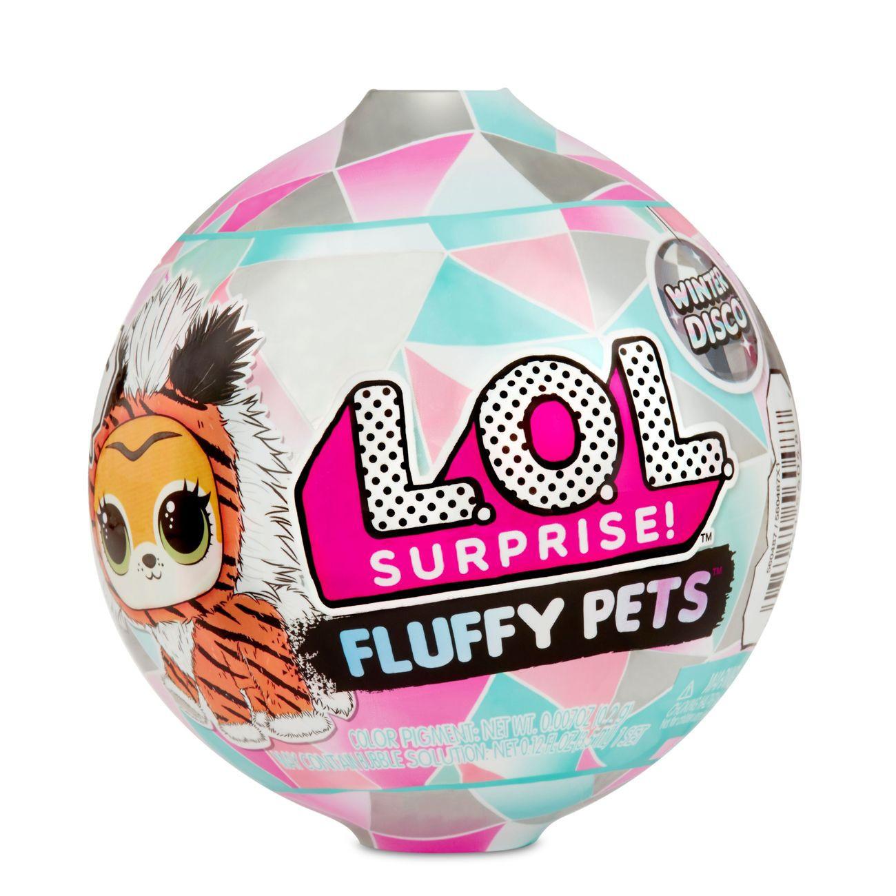 L.O.L: Surprise! - Fluffy Pets Series 6 (Blind Bag) image