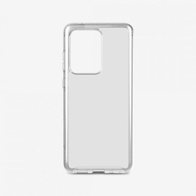 Tech21: Antimicrobial BioShield   Pure Clear for Samsung Galaxy S20 Ultra - Clear