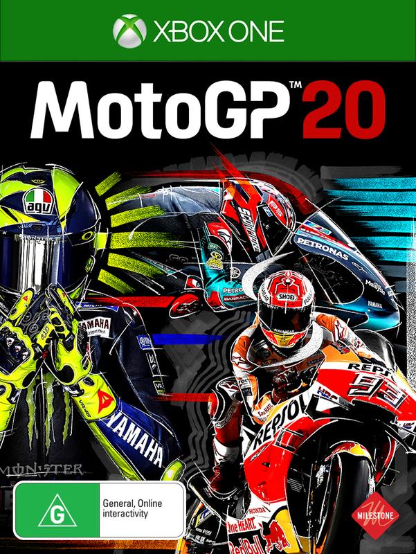 MotoGP™20 for Xbox One