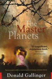 The Master Planets by Donald Gallinger image