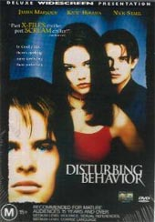 Disturbing Behavior on DVD