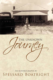 The Unknown Journey by Spessard Boatright image