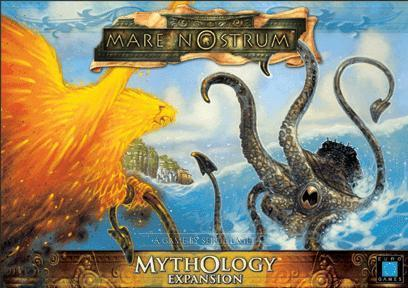 Mare Nostrum: Mythology Expansion image
