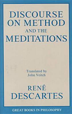 A Discourse On Method And Meditations, A by Rene Descartes image