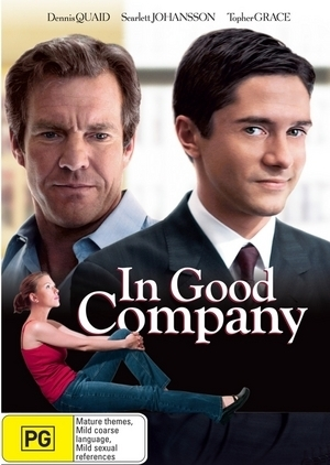 In Good Company on DVD