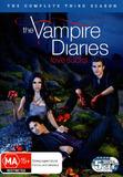 The Vampire Diaries - Season 3 DVD
